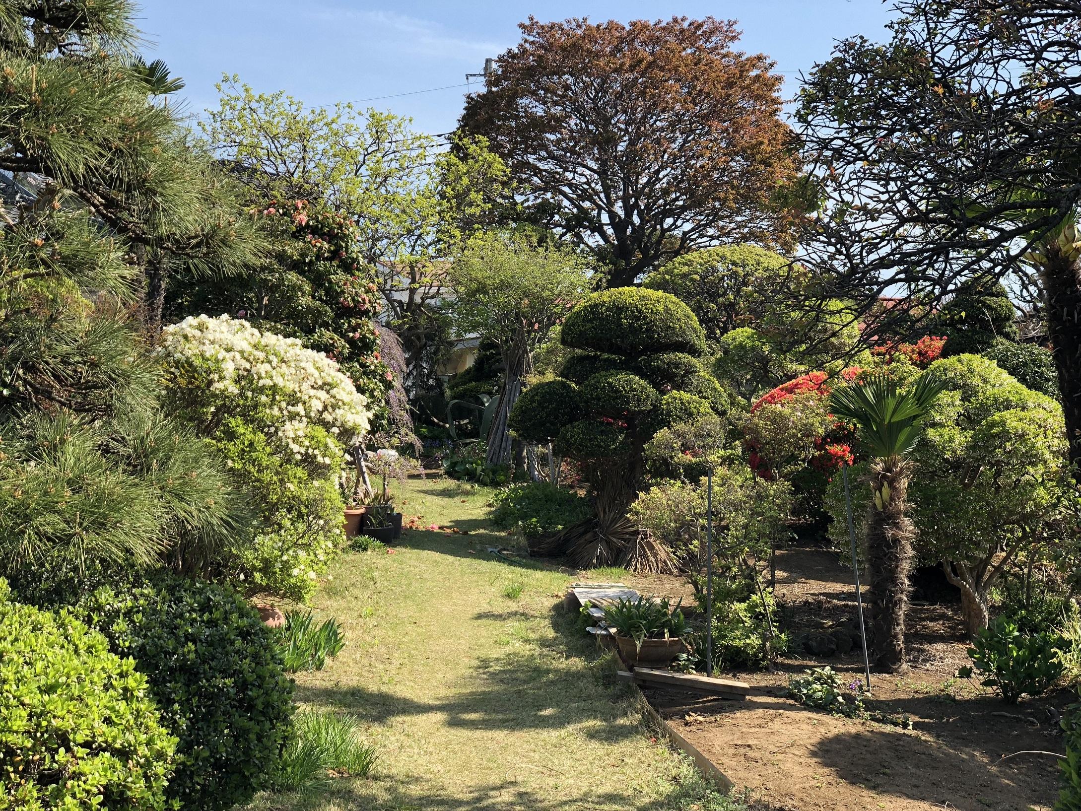 加賀美造園